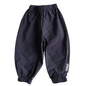 PLEASE MUM Navy Rain Splash Pants (12 - 18 mo IMO)